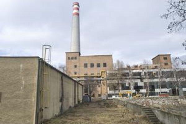 Bývalá Jurkovičova tepláreň v bratislavskej priemyselnej štvrti na Čulenovej ulici, v ktorej by mala byť kunsthalle. Komín  dnes  už neexistuje, objekt, reprezentujúci funkcionalistickú architektúru, je národnou kultúrnou pamiatkou.