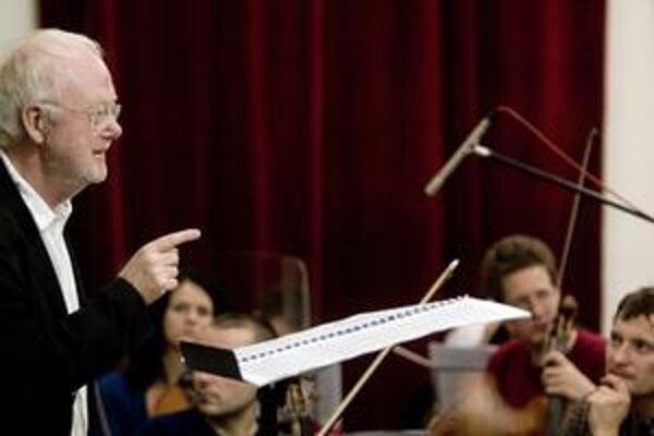 Žijúci klasik Louis Andriessen je hosťom bratislavského festivalu Melos-Étos.