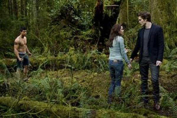 Aj takto môže vyzerať film o upíroch a funguje to. Sága Súmrak (Twilight) má veľký divácky úspech po celom svete.
