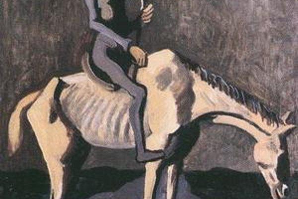 Cyprián Majerník: Don Quijote, 1943.