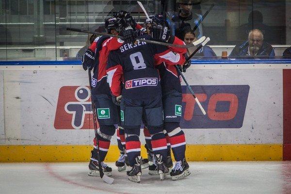 Slovan začal tento rok KHL troma výhrami.