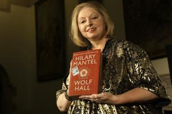 Hilary Mantelová.
