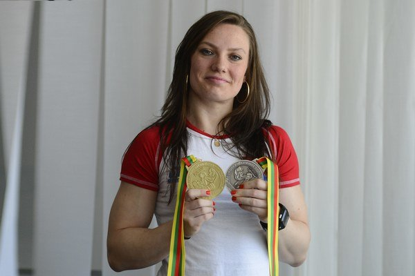 Lucia Debnárová.
