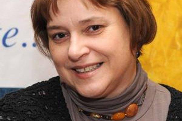 Jana Juráňová (1957) je autorkou viacerých prozaických kníh, jej predchádzajúci román Orodovnice  (2006) bol tiež nominovaný na cenu Anasoft litera a získal Cenu Bibliotéky za ženskú literatúru. Píše aj divadelné hry či knihy pre deti a mládež. Nielen kni