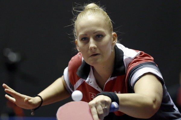 Barbora Balážová.