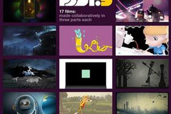 Novodobý dadaizmus - 51 autorských tímov dalo dokopy 17 krátkych filmov v projekte PSST!3.