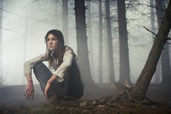 Charlotte Gainsbourgová v Antichristovi.