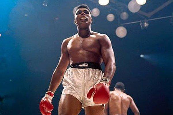 Muhammad Ali je považovaný za najlepšieho boxéra všetkých čias.
