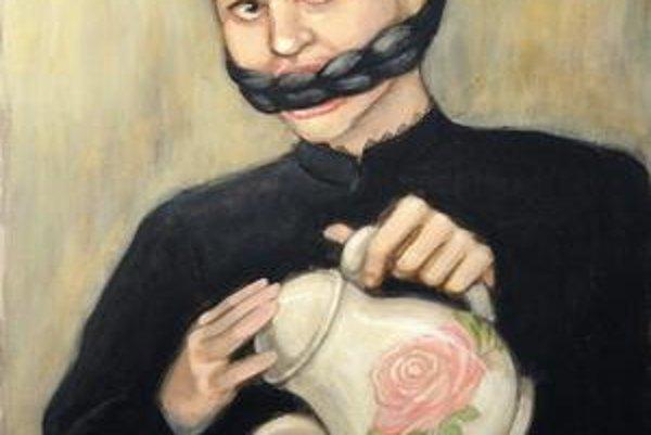 Z diela Lucie Dovičákovej.