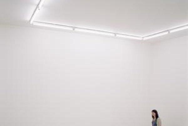 Roman Ondák: More Silent Than Ever (2006). Miestnosť so skrytým odpočúvacím zariadením.