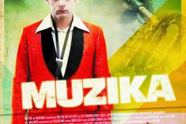 Nemecký plagát k filmu Muzika.