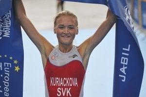 Skvelý úspech slovenského športu dosiahla v Kanade Ivana Kuriačková.