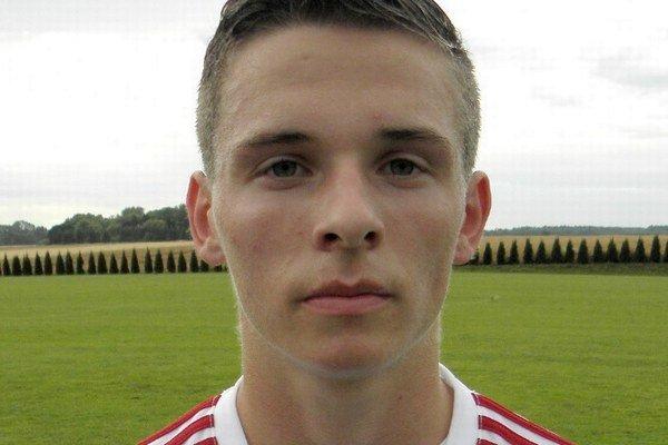 Nikolas Špalek patrí medzi najtalentovanejších mladých slovenských futbalistov.