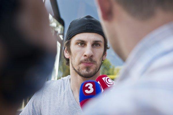 Marek Hrivík.