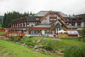 Hotel Grand v turisticko-športovom rekreačnom centre Jasná. Ilustračná snímka.