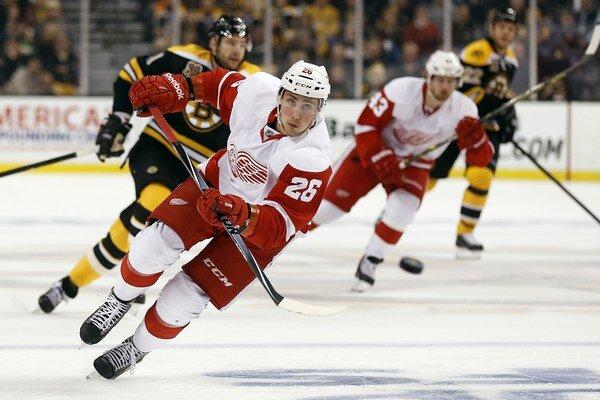 Tomáš Jurčo vyhral minulý rok farmársku AHL, v minulosti získal aj juniorský Memorial Cup a teraz si zahral v NHL.