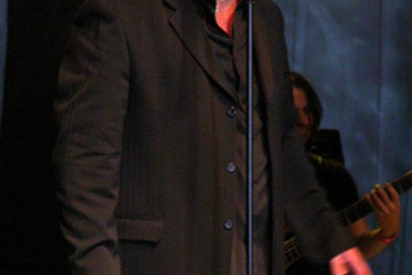 Spevák Richard Müller (na fotografii z 12. augusta 2006).