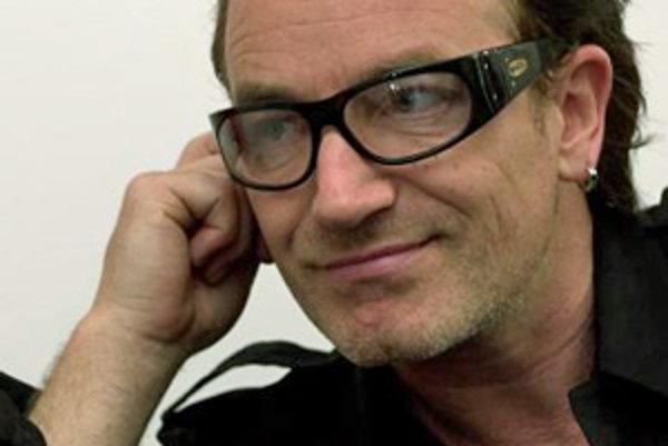 Bono Vox (vlastným menom Paul David Hewson).