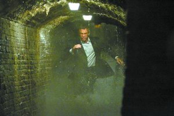 Daniel Craig bude v novom Bondovi akčnejší.