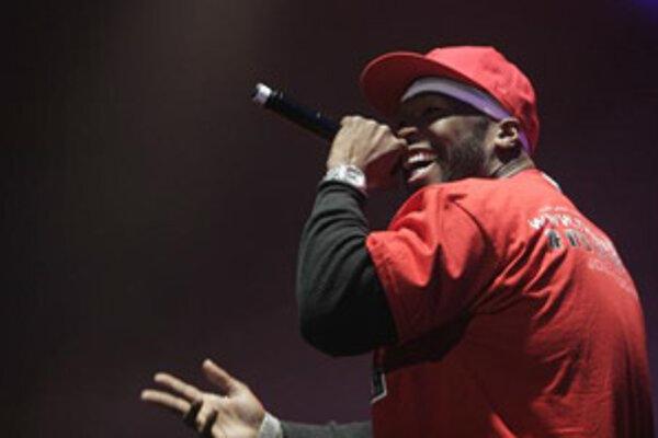 Rapper 50 Cent.