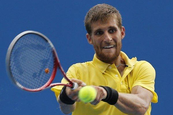Martin Kližan vyhral v roku 2012 turnaj v Petrohrade.