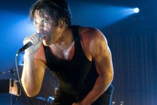 Trent Reznor, spevák Nine Inch Nails.