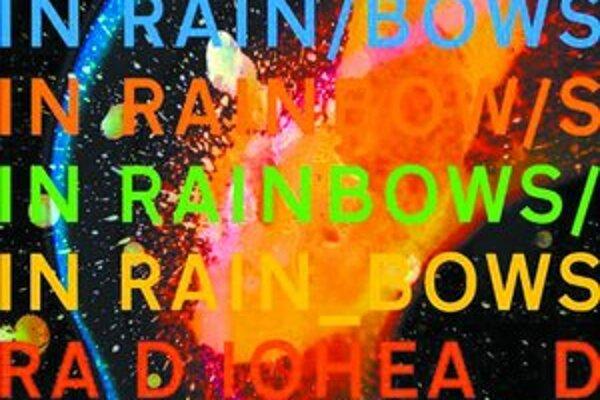 Album In Rainbows sa už predáva v tradičnej forme na CD, ale s netradičným obalom, ktorý si musíte zložiť sami.