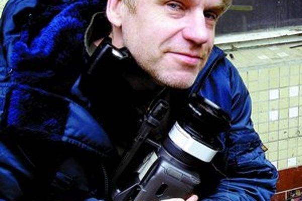 Tomáš Vorel, režisér filmu Gympl.
