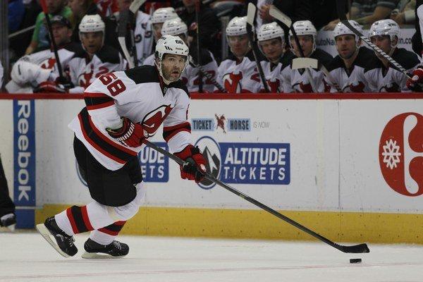 Jaromír Jágr by si veľmi rád zahral play-off NHL.