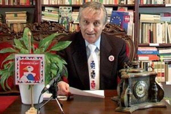 Milan Markovič, prezident Akadémie humoru Slovenska