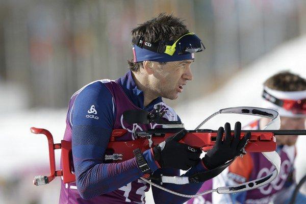 Ole Einar Björndalen získal už dvanástu medailu zo zimných olympijských hier v kariére.