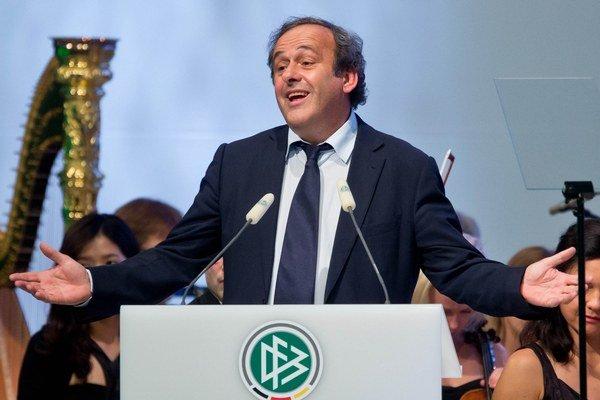 Michel Platini bude mať nového mediálneho radcu.