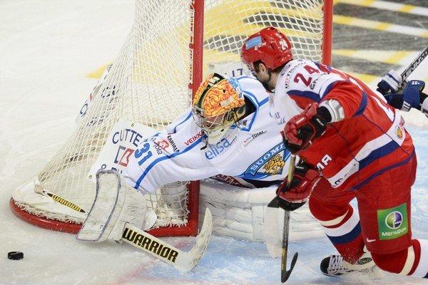 Alexander Popov v reprezentačnom drese Ruska.