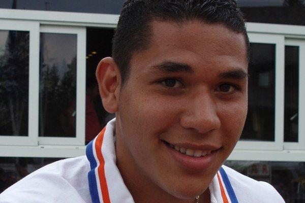 Dvadsaťosemročný Hedwiges Maduro je majstrom Európy v do 21 rokov.