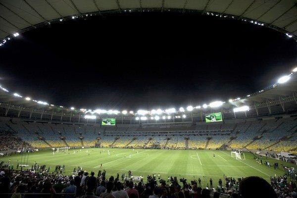 Dejiskom bude aj obnovený štadión Maracana.