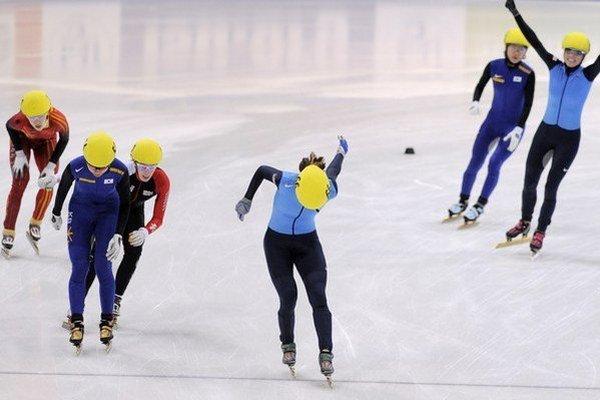 Najlepšia Slovenka v šorttreku Tatiana Bodová pôjde na olympiádu.