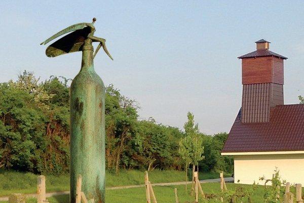 Súsošie chcú osadiť v pezinskej vinohradníckej lokalite Pod starou horou v hone Huncpalky.