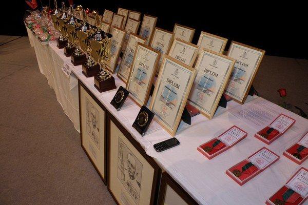 Športovca roka v Pezinku vyhlásia pri odovzdávaní mestských ocenení.