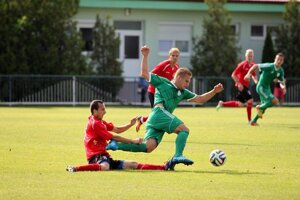 Seneckí futbalisti už štyri zápasy za sebou nedostali gól.
