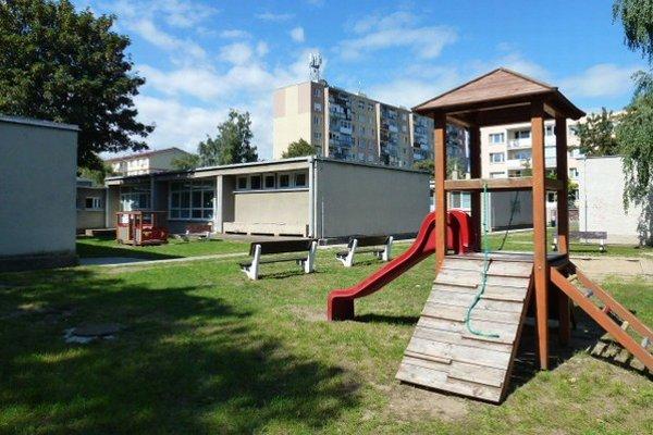 Mesto rekonštruuje aj materskú školu na Košickej ulici.