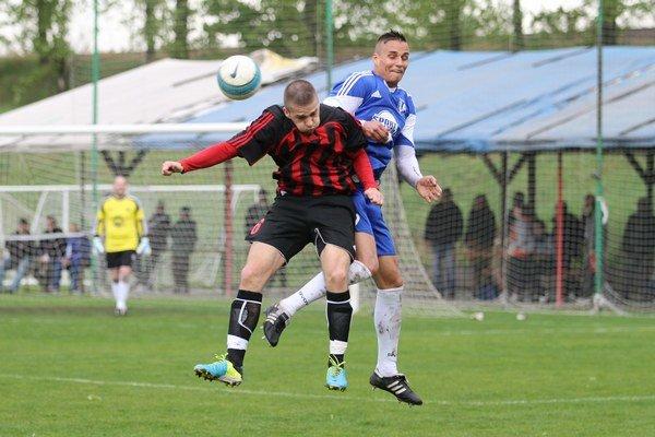 Ivanka pri Dunaji využila presilovku o dvoch hráčov a zdolala ŠKP Dúbravku.