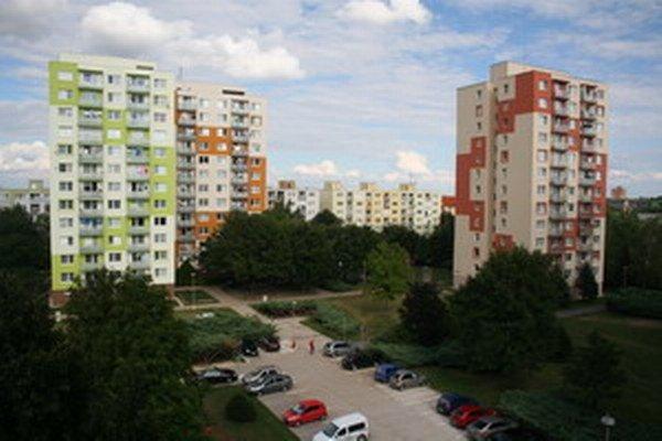Sídlisko Družba v Trnave stavali pôvodne pre robotníkov.
