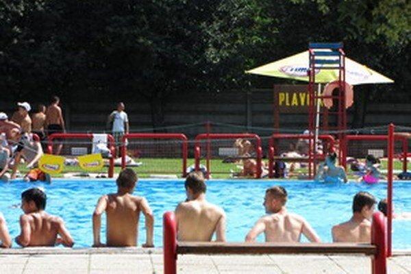 Kúpaliská v Trnave plánujú otvoriť koncom júna.