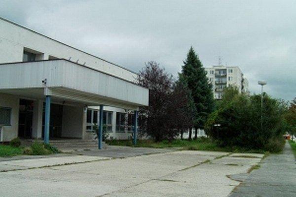 Budova bývalého SOU vodohospodárskeho.