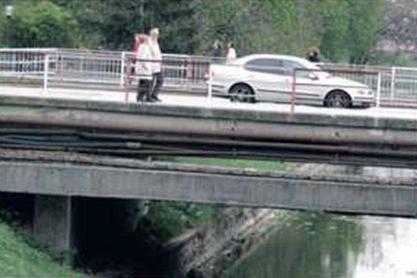 Oprava či výmena mosta na Radlinského ulici zrejme nebude jednoduchá.