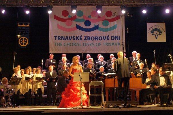 Carmina Burana v podaní Speváckeho zboru Mesta Bratislavy.