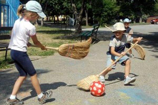 Prímestské tábory uľahčujú rodičom rozhodovanie, kam s dieťaťom počas prázdnin.