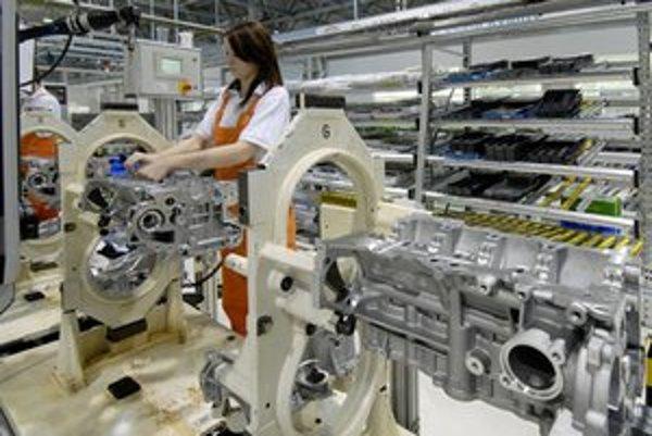 Spoločnosť Esnasa bude vyrábať súčiastky aj pre automobilový priemysel.