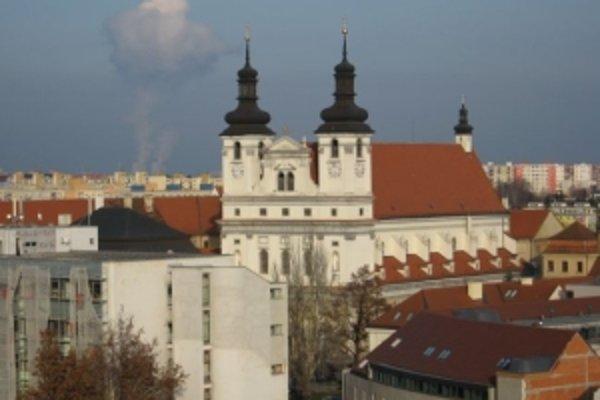 Katedrála svätého Jána Krstiteľa.