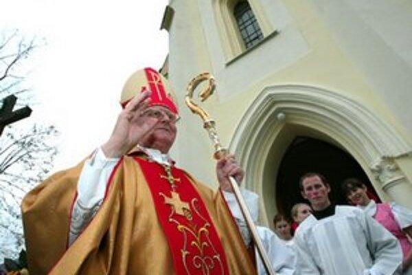 Náhlik vraj strhol arcibiskupa Sokola do svojich záujmov.